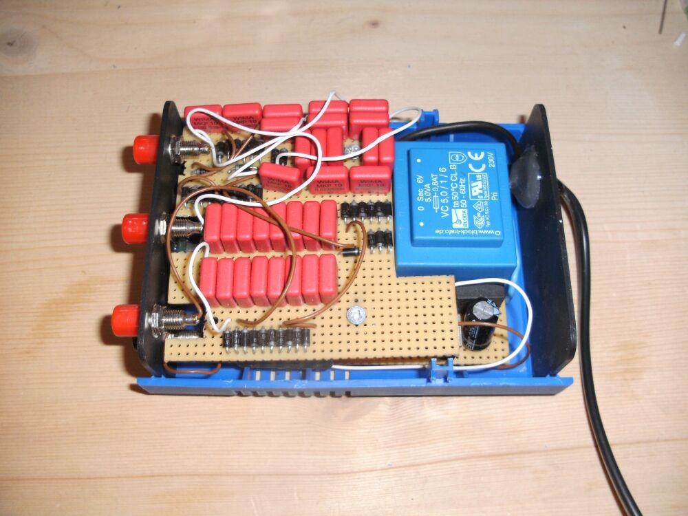 high voltage generator circuit module project