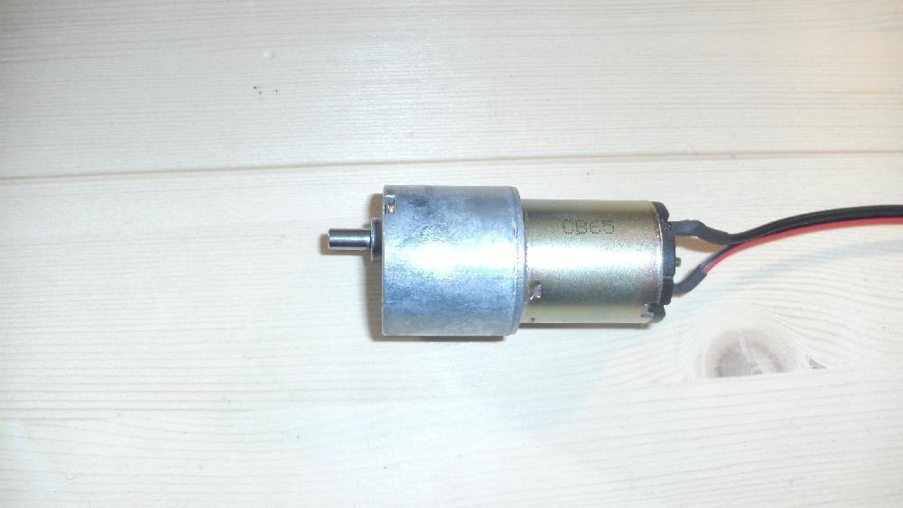 Motor Für Rollo.Eigenbau Einer Rollo Steuerung