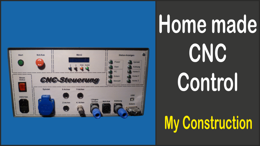 Home made CNC control [1/2]
