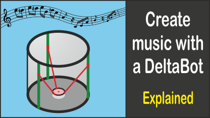 Create music with a DeltaBot